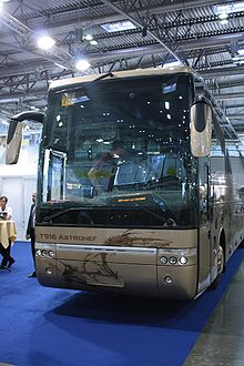 Van hool t917 photo - 2