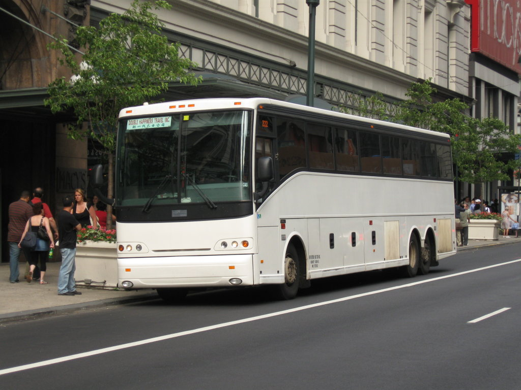 Vanhool bus photo - 2