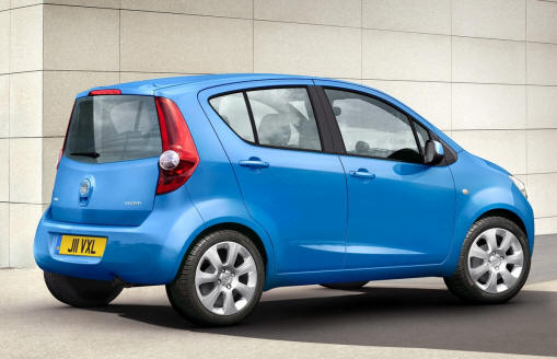 Vauxhall agila photo - 1