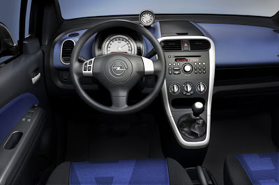 Vauxhall agila photo - 2
