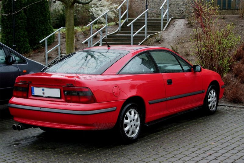 Vauxhall calibra photo - 1