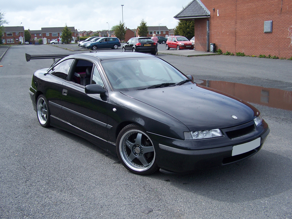 Vauxhall calibra photo - 3