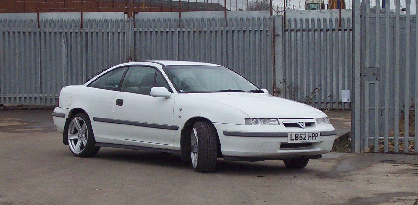 Vauxhall calibra photo - 4