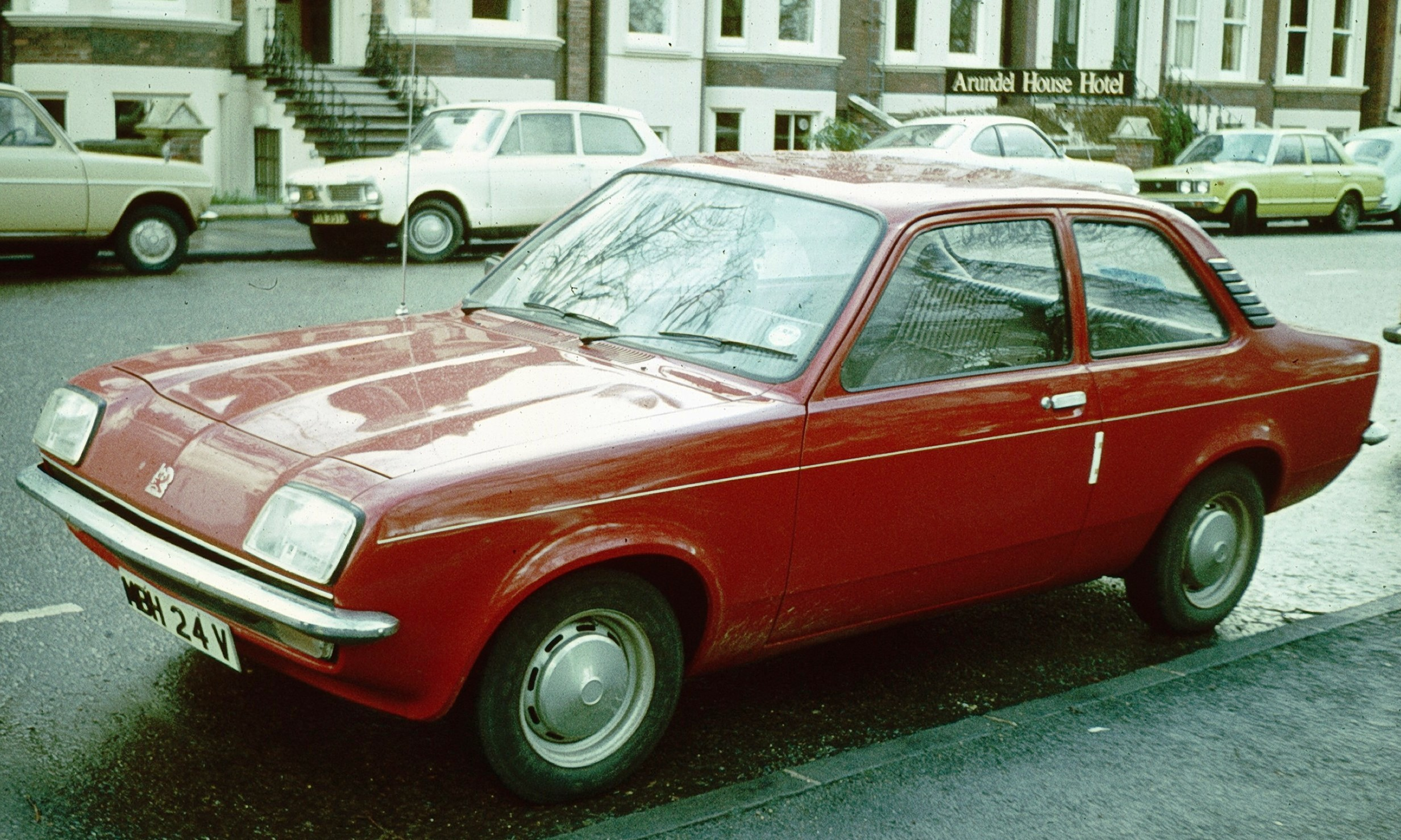 Vauxhall chevette photo - 1