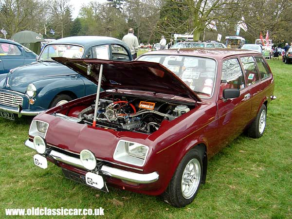 Vauxhall chevette photo - 2