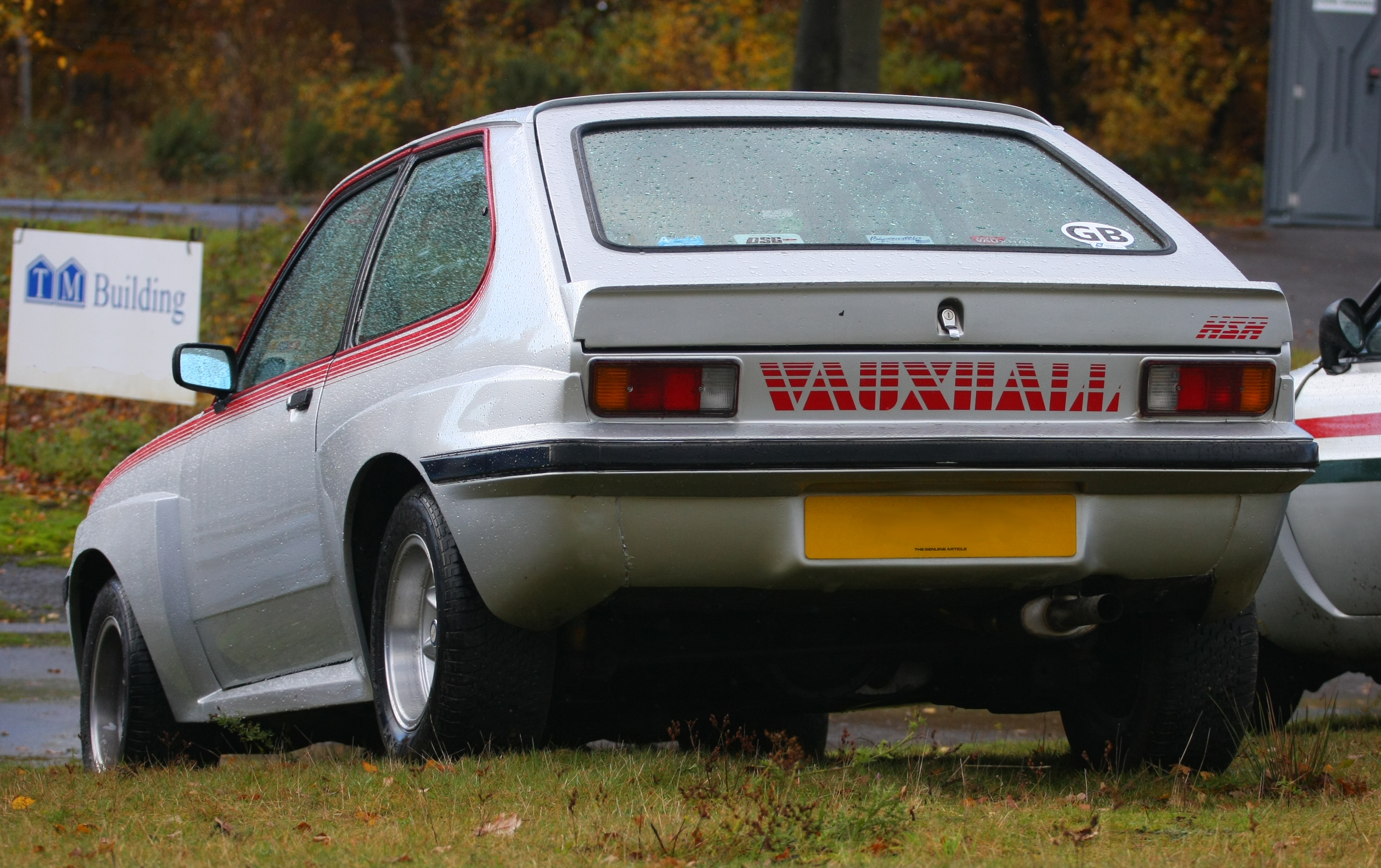 Vauxhall chevette photo - 4