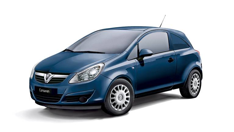 Vauxhall corsavan photo - 2