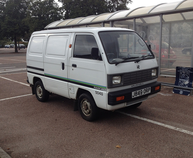 Vauxhall rascal photo - 2