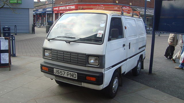 Vauxhall rascal photo - 4