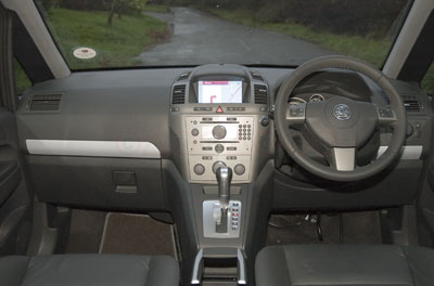 Vauxhall zafira photo - 4