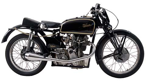 Velocette kss photo - 2
