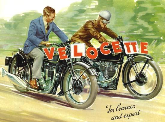 Velocette kss photo - 3