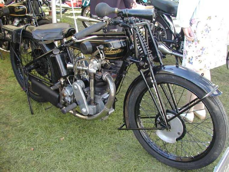 Velocette kss photo - 4