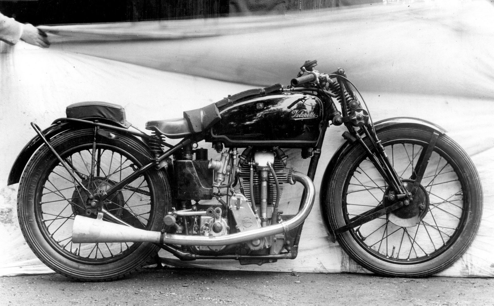 Velocette ktt photo - 1