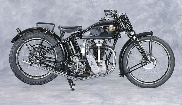 Velocette ktt photo - 2