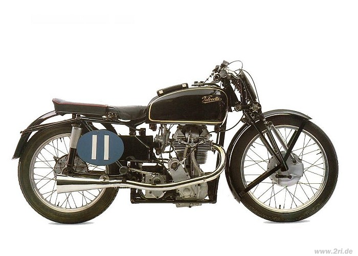Velocette ktt photo - 3