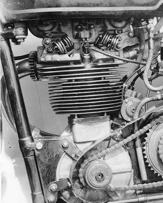 Velocette ktt photo - 4