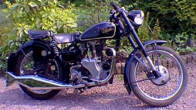 Velocette mac photo - 2