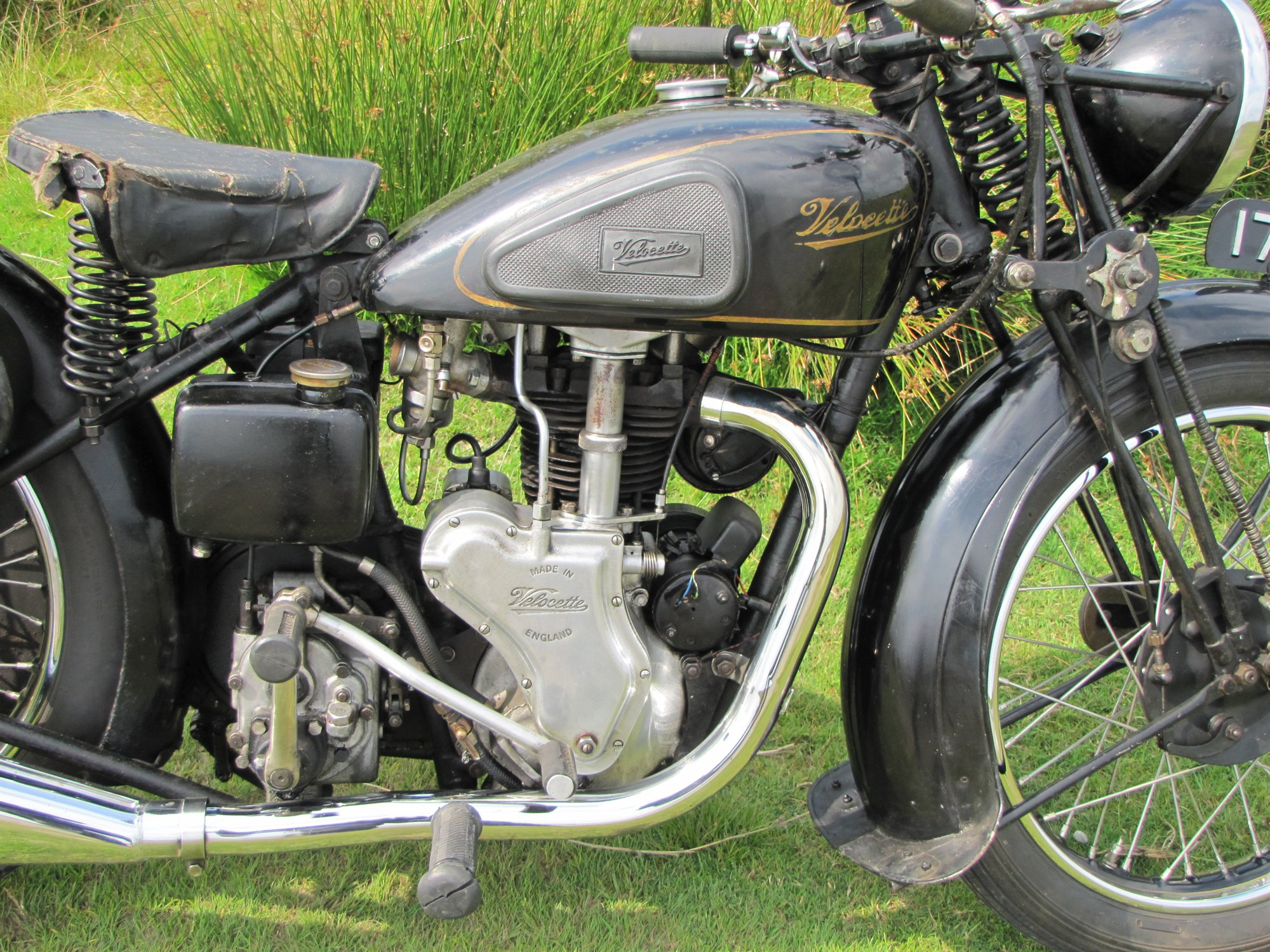 Velocette mac photo - 3