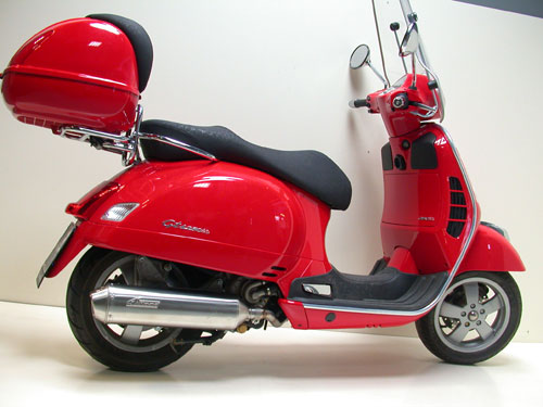 Vespa gts250ie photo - 2