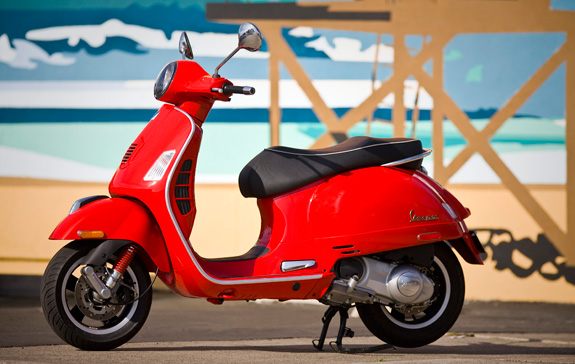 Vespa gts250ie photo - 3