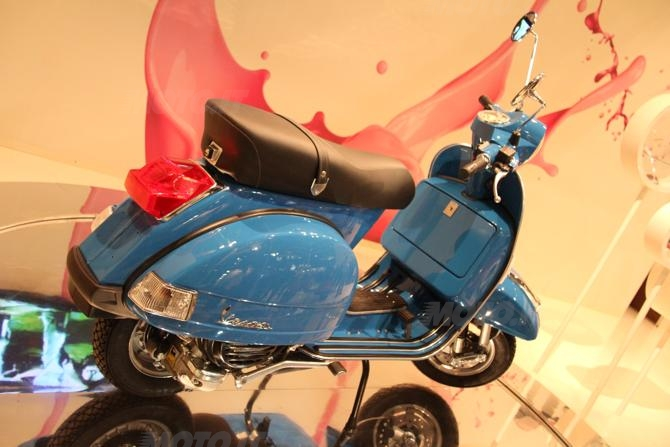 Vespa px125 photo - 2