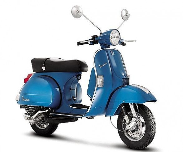Vespa px125 photo - 4