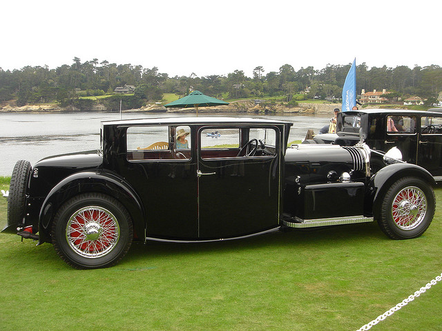 Voisin c1 photo - 1
