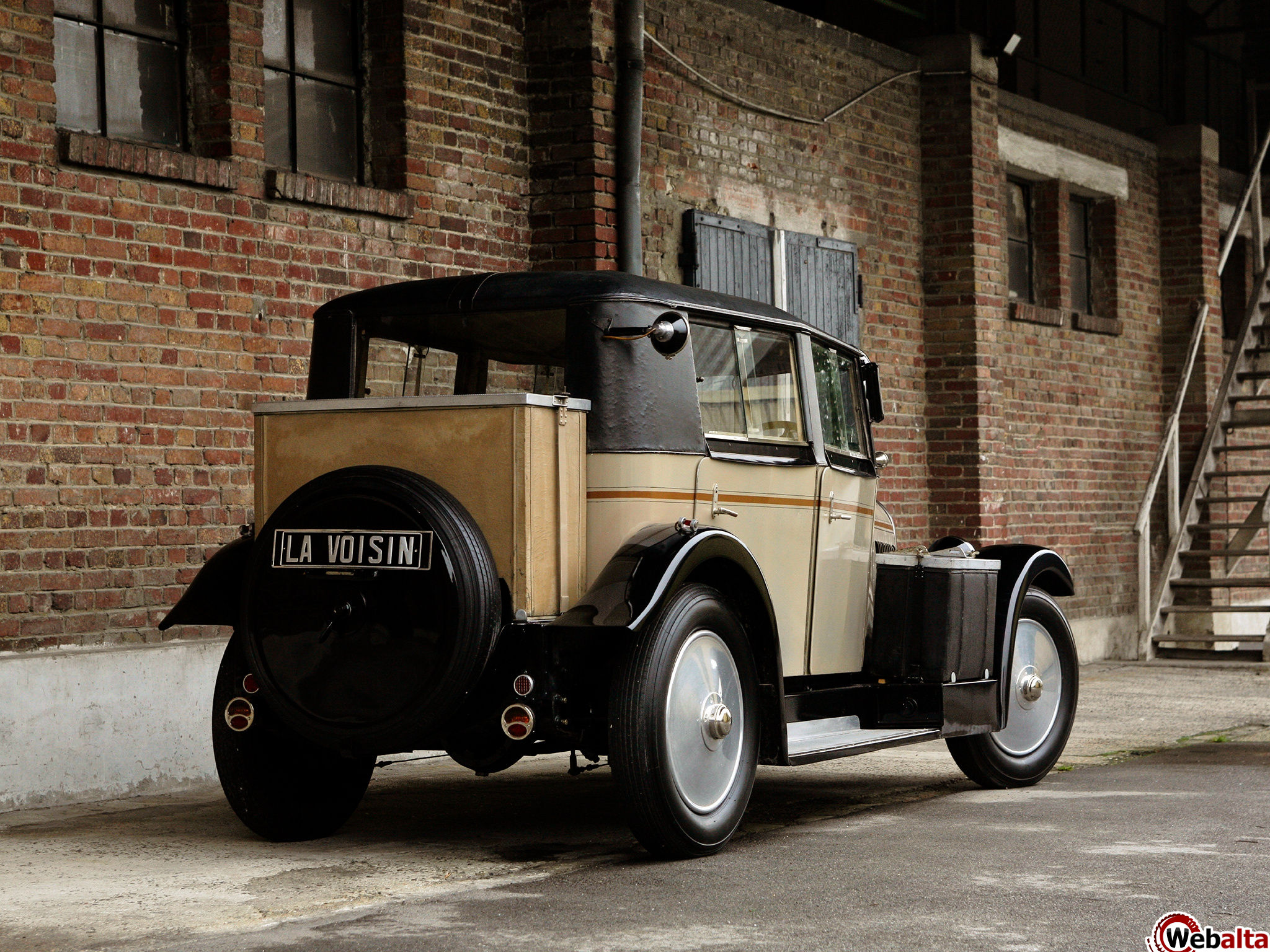 Voisin c1 photo - 3