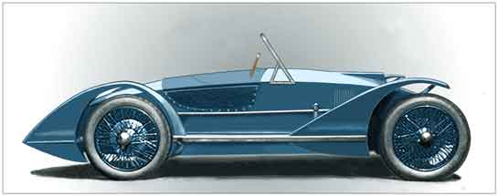 Voisin c1 photo - 4