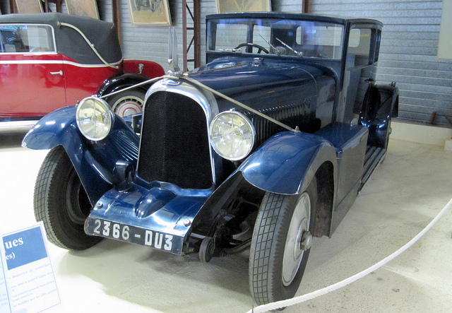 Voisin c24 photo - 3