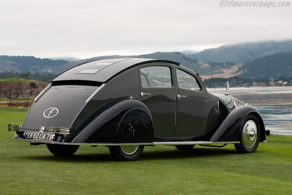 Voisin c25 photo - 1