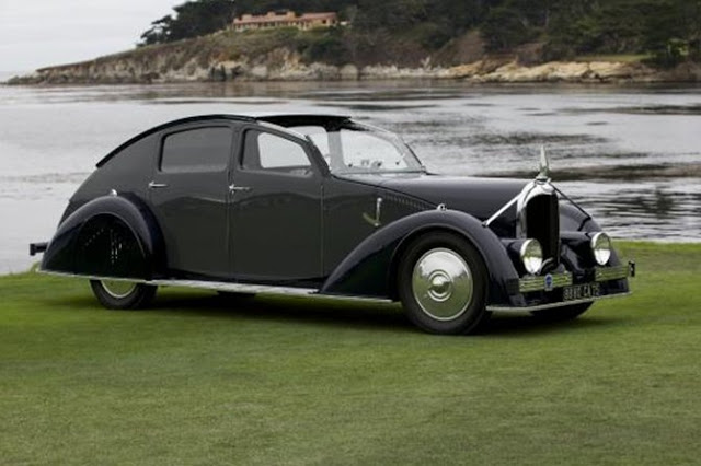 Voisin c25 photo - 4