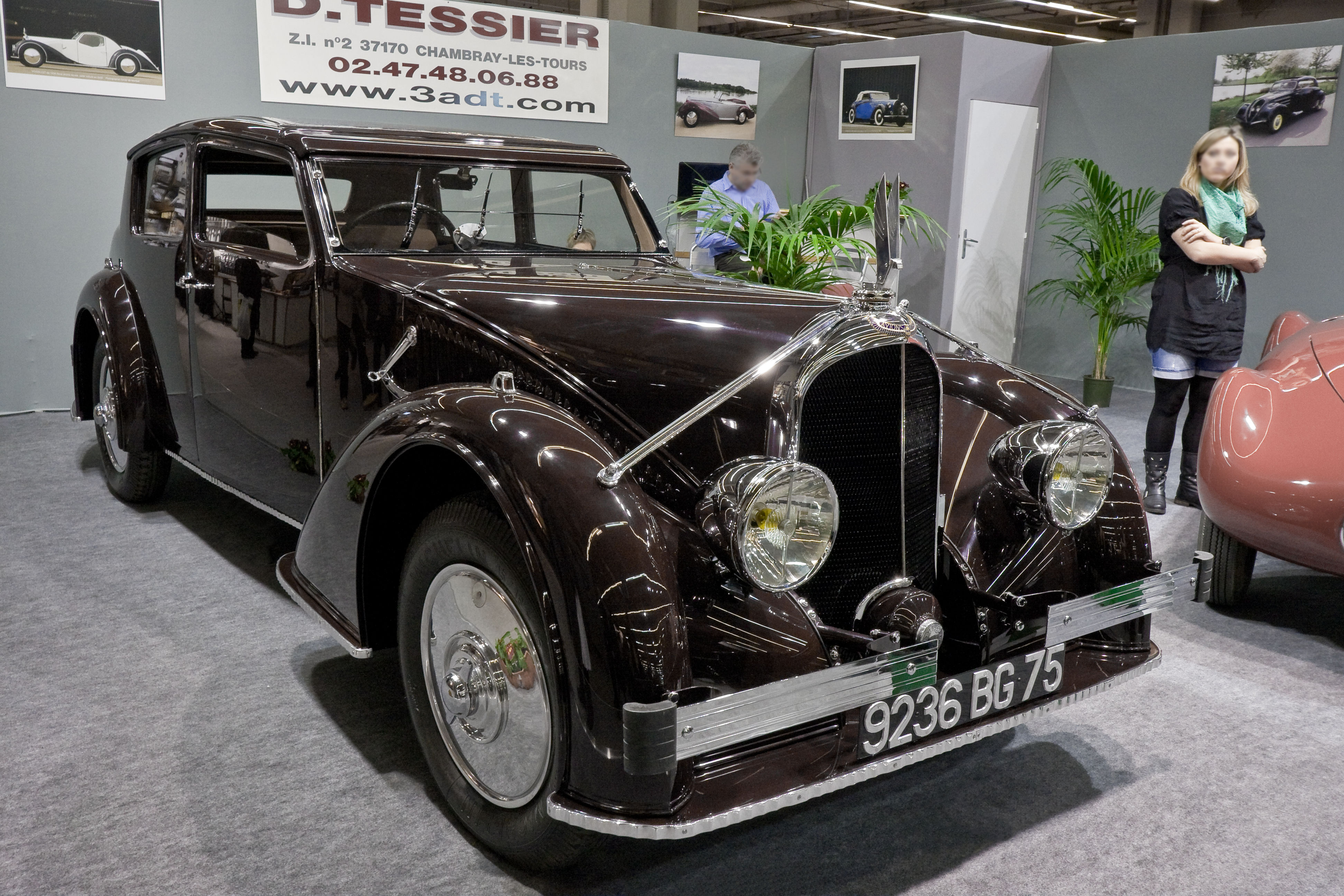 Voisin c28 photo - 1
