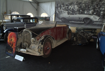 Voisin c7 photo - 2