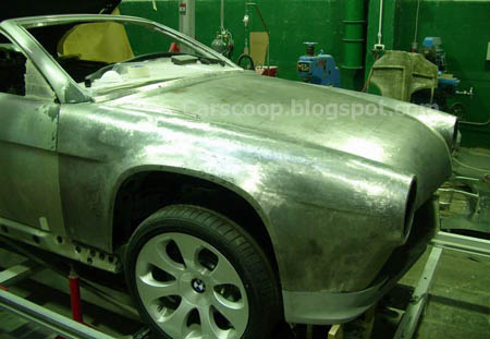 Volga roadster photo - 4
