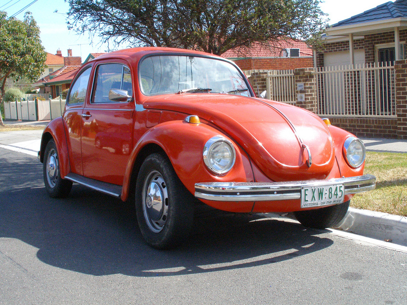 Volkswagen 1302 photo - 1