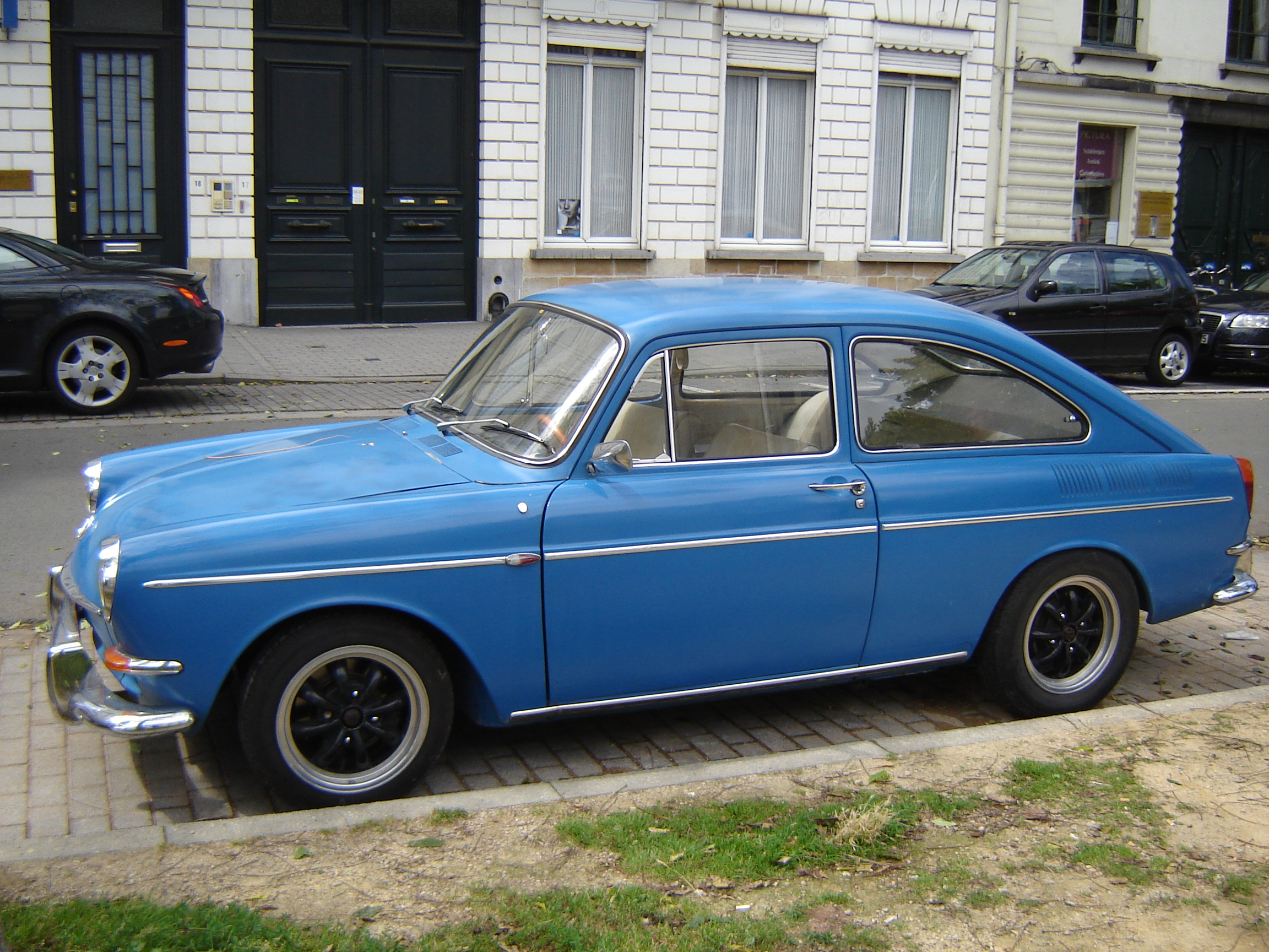 Volkswagen 1600 photo - 3