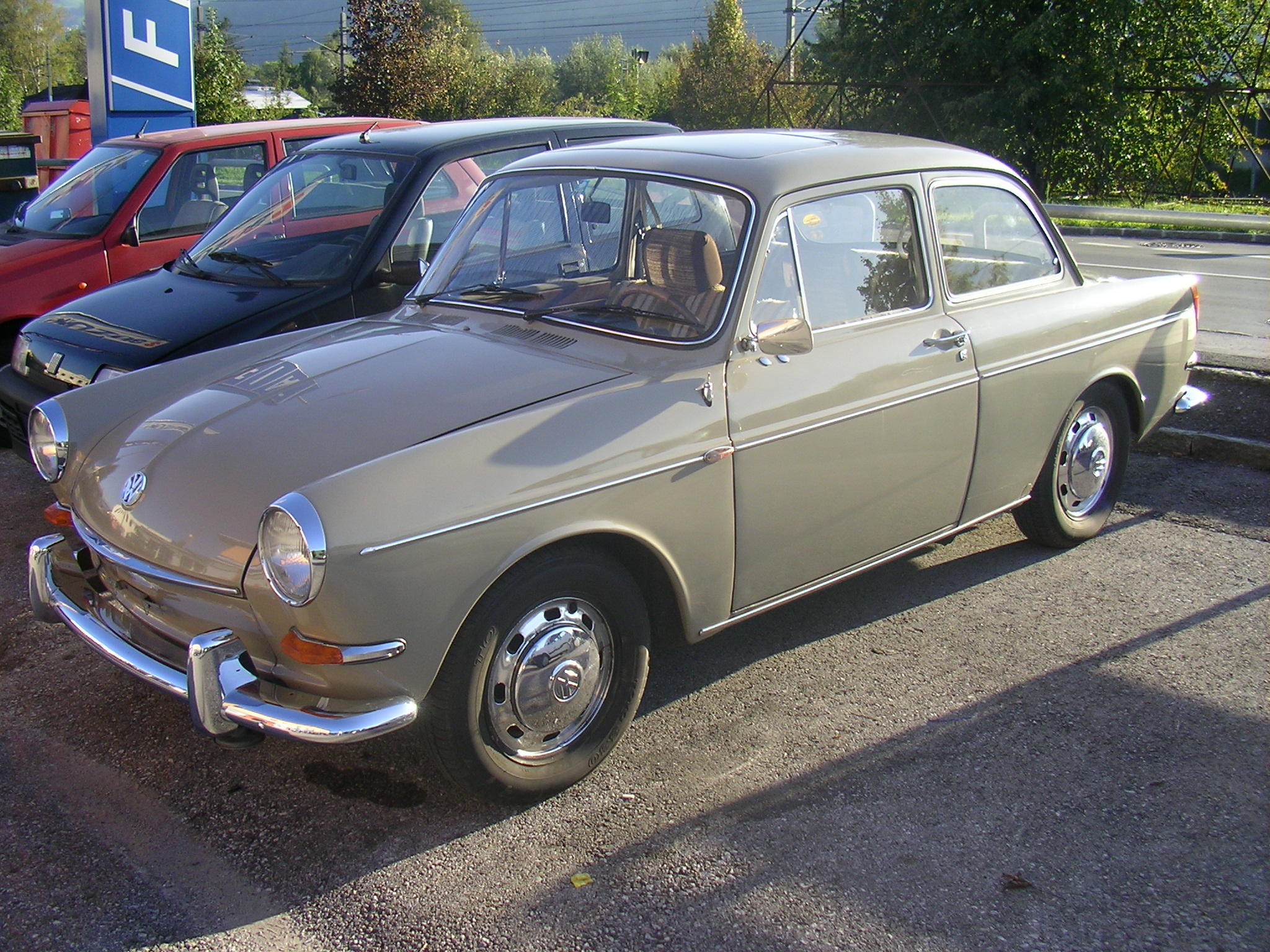 Volkswagen 1600 photo - 4