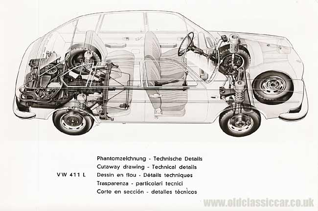 Volkswagen 411 photo - 1