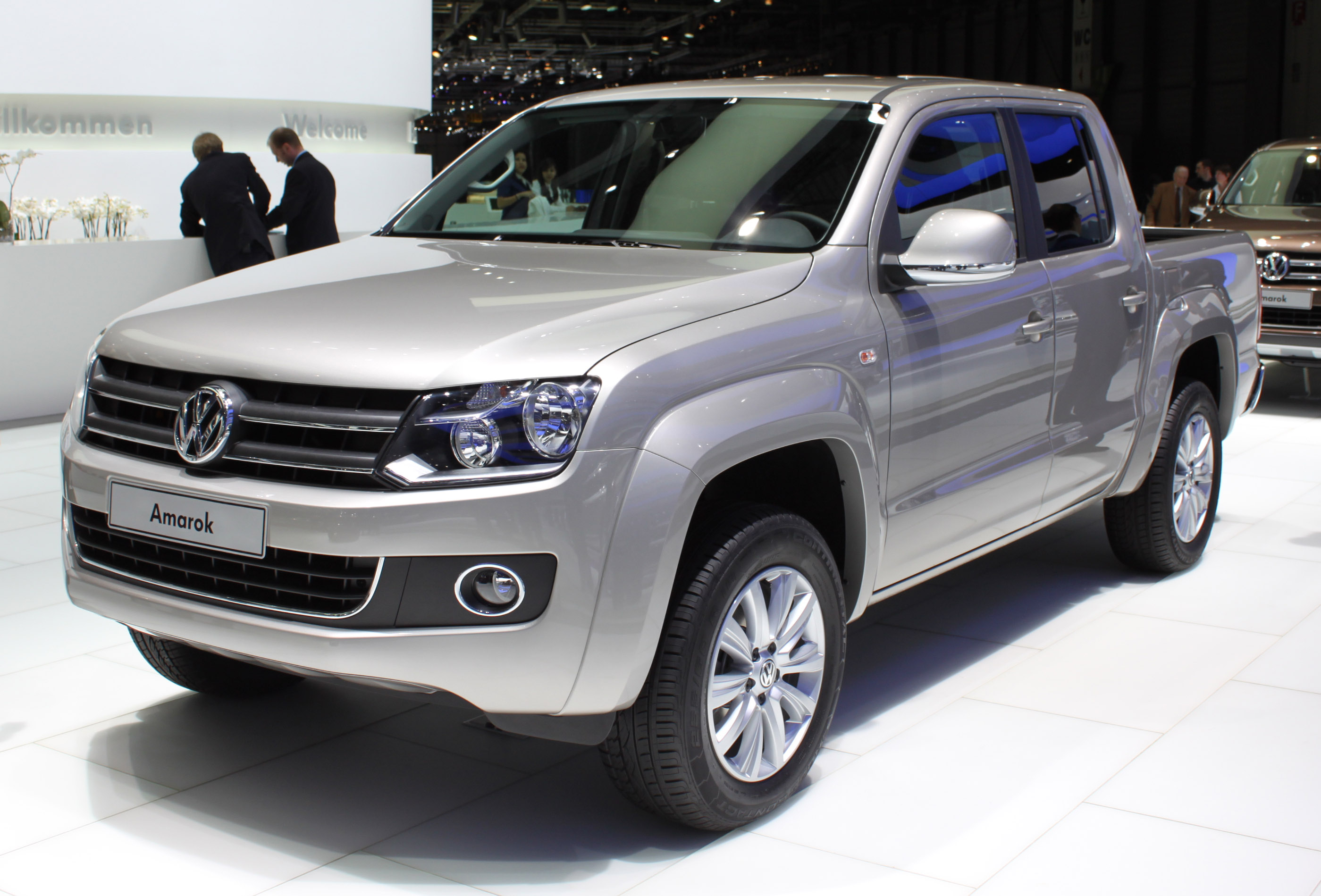 Volkswagen amarok photo - 1