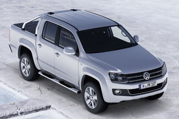 Volkswagen amarok photo - 2