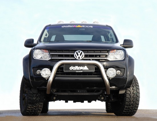 Volkswagen amarok photo - 4