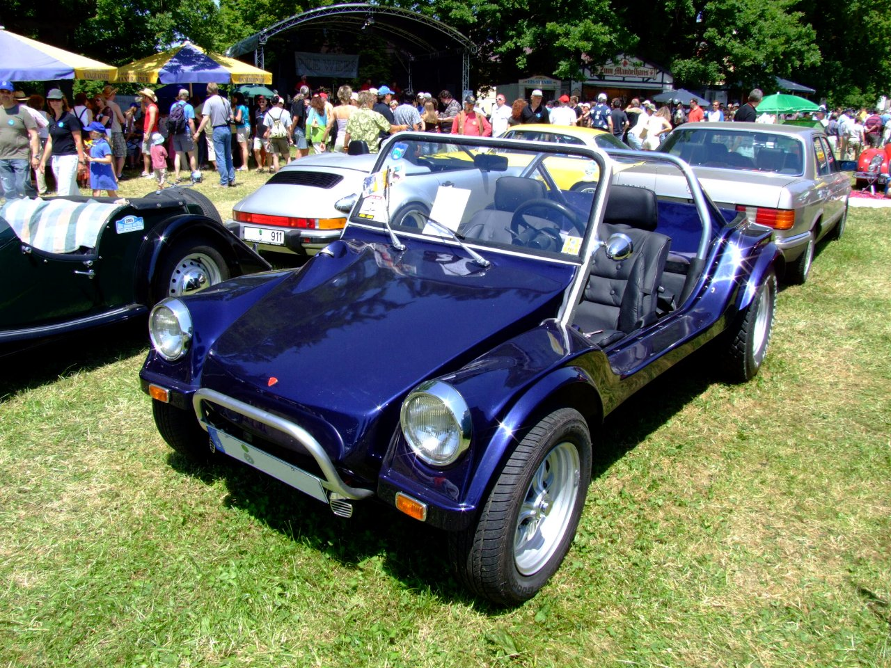 Volkswagen buggy photo - 1