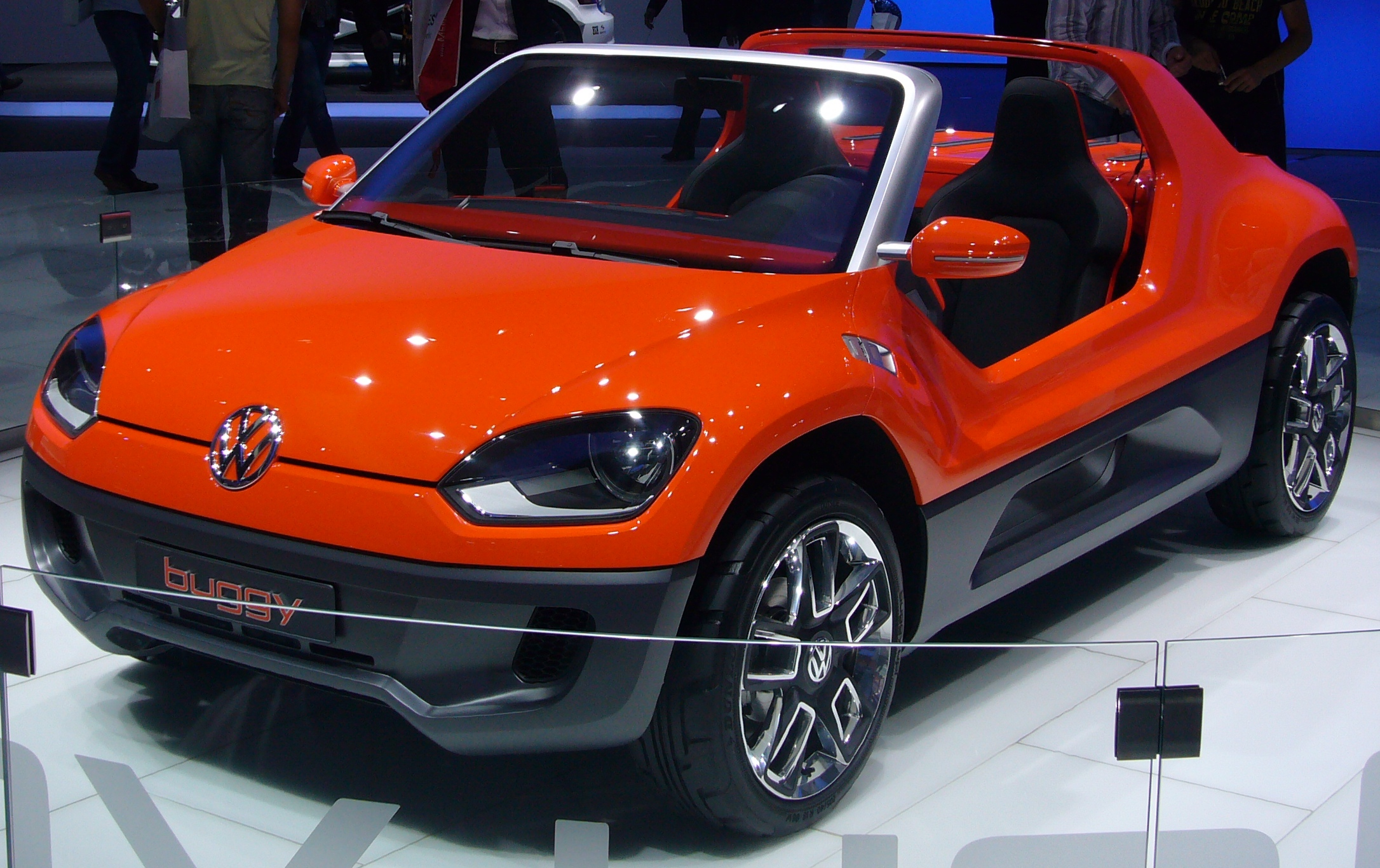 Volkswagen buggy photo - 2