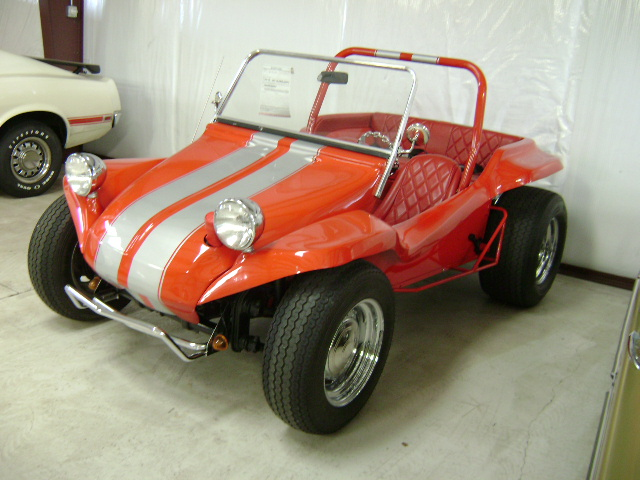 Volkswagen buggy photo - 4