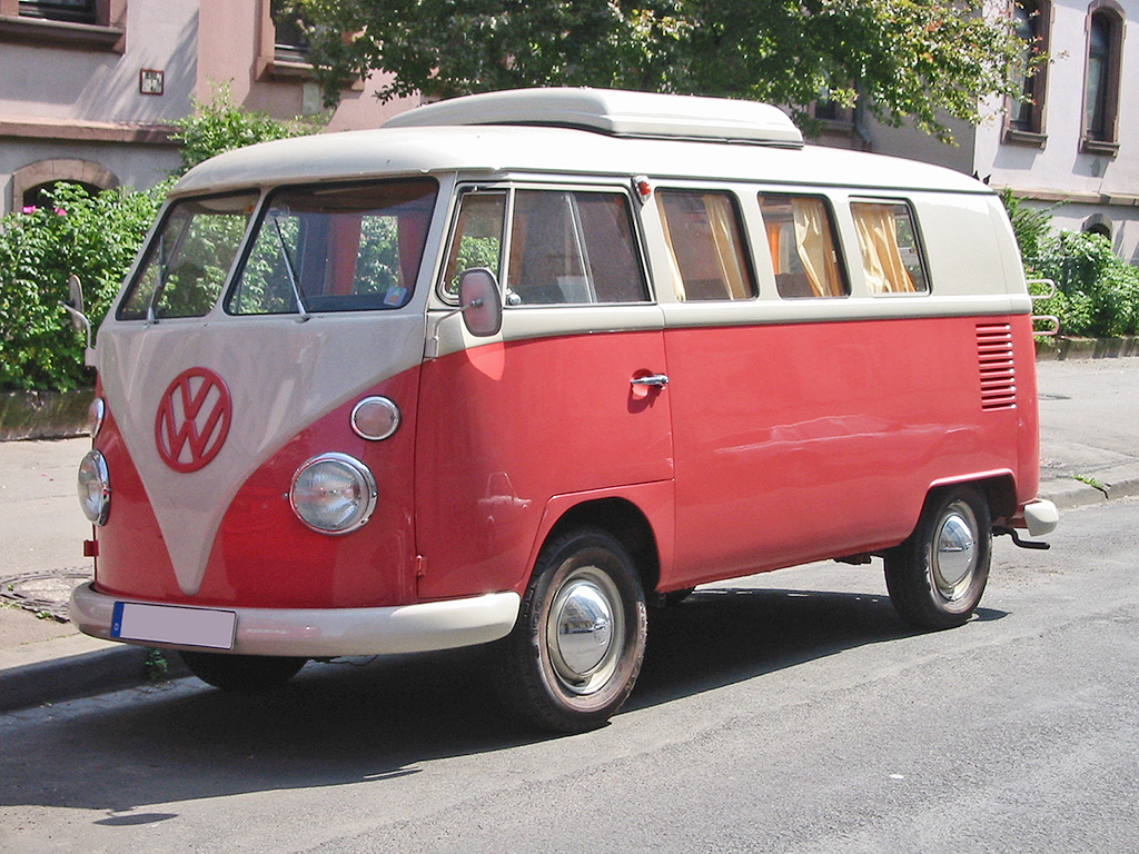 Volkswagen bus photo - 1