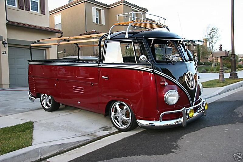 Volkswagen bus photo - 3