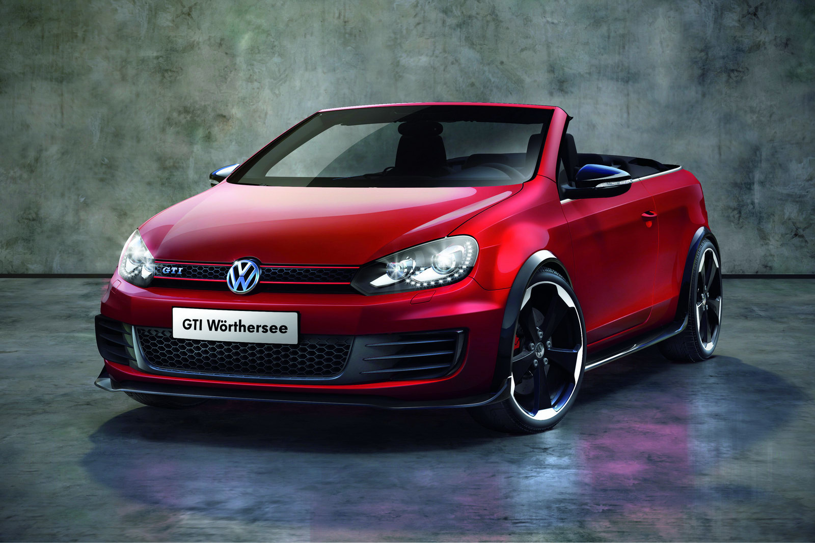 Volkswagen cabrio photo - 3