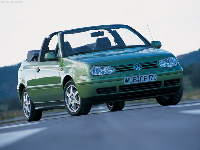 Volkswagen cabrio photo - 4